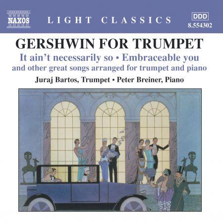 Gershwin for Trumpet - CD
