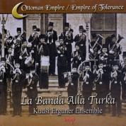Kudsi Erguner Ensemble: La Banda Alla Turka - CD
