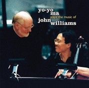 Yo-Yo Ma plays the Music of John Williams - Plak