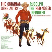 Gene Autry: Rudolph The Red Nosed Reindeer - Plak