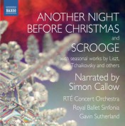 Gavin Sutherland: Another Night Before Christmas & Scrooge - CD