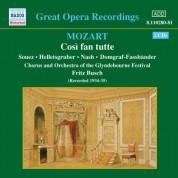 Mozart: Cosi Fan Tutte (Glyndebourne) (1935) - CD