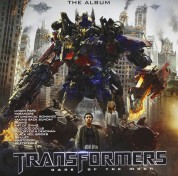 Çeşitli Sanatçılar: OST - Transformers 3 - CD