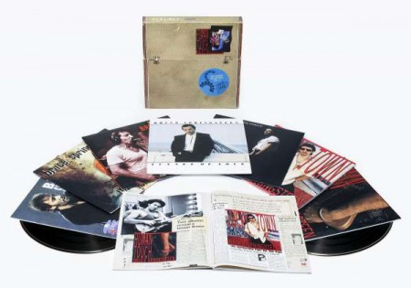 Bruce Springsteen: The Vinyl Collection Vol. 2 (1987-1996) - Plak