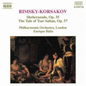 Rimsky-Korsakov: Sheherazade / The Tale of Tsar Saltan - CD