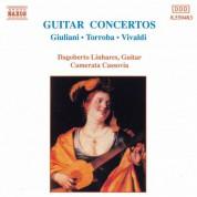 Vivaldi / Giuliani / Torroba: Guitar Concertos - CD