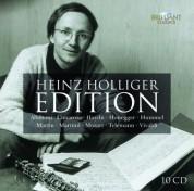 Heinz Holliger, Çeşitli Sanatçılar: Heinz Holliger Edition - CD