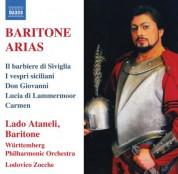 Lado Ataneli: Ataneli, Lado: Baritone Arias - CD