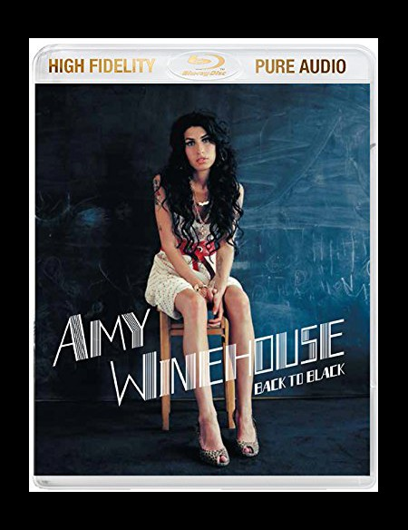 Amy Winehouse: Back to Black - BluRay Audio