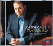 Academy of St. Martin in the Fields, Carlo Rizzi, Joseph Calleja: Joseph Calleja - The Golden Voice - CD