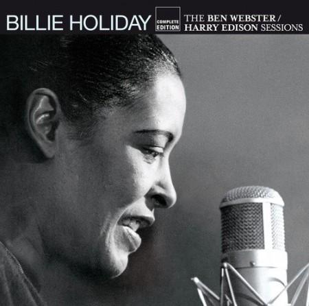 Billie Holiday: The Ben Webster / Harry Edison Sessions + 12 Bonus Tracks - CD