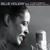 Billie Holiday: The Ben Webster / Harry Edison Sessions + 12 Bonus Tracks - CD