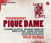 Seiji Ozawa, Vladimir Atlantov, Maureen Forrester, Boston Symphony Orchestra: Tchaikovsky: Pique Dame - CD