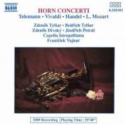 Horn Concertos - CD