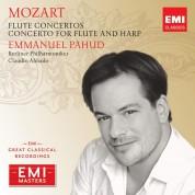 Emmanuel Pahud, Claudio Abbado, Berliner Philharmoniker: Mozart: Flute Concertos - CD