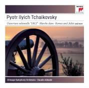 Claudio Abbado, Chicago Symphony Orchestra: Tchaikovsky: 1812 Overture, Op. 49; Marche Slave, Op. 31 - CD