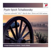 Claudio Abbado, Chicago Symphony Orchestra: Tchaikovsky: 1812 Overture, Op. 49; Marche Slave, Op. 31 - CD