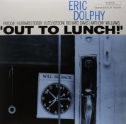 Eric Dolphy: Out To Lunch - Plak