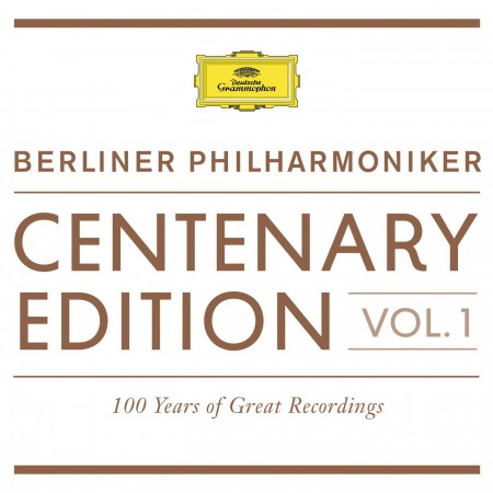 Berliner Philharmoniker Centenary Edition (100 Years of Great Recordings 1913-2013) - CD