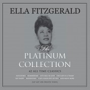 Ella Fitzgerald: Platinum Collection (White Vinyl) - Plak