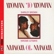 Shirley Brown: Woman To Woman [Remastered] - CD