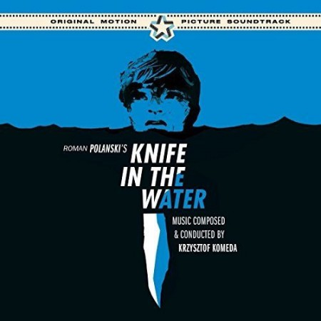 Krzysztof Komeda: Knife In The Water (Soundtrack) - CD