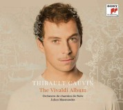 Thibault Cauvin: The Vivaldi Album - BluRay Audio