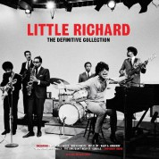 Little Richard: The Definitive Collection (Red Vinyl) - Plak