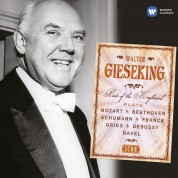 Walter Gieseking, Philharmonia Orchestra, Philharmonia Wind Quartet, Herbert von Karajan: Walter Gieseking - Poet of the Keyboard - CD