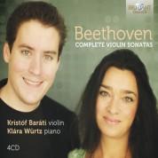 Kristóf Baráti, Klára Würtz: Beethoven: Complete Violin Sonatas - CD