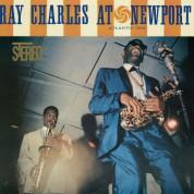 Ray Charles: At Newport - Plak