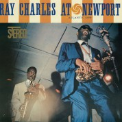 Ray Charles: At Newport - Plak
