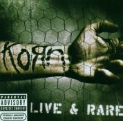 Korn: Live & Rare - CD