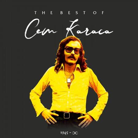 Cem Karaca: The Best Of - Plak