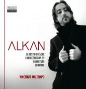 Vincenzo Maltempo: Alkan: Maltempo VOLUME 2 - CD