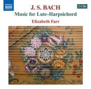 Elizabeth Farr: Bach, J.S.: Lute-Harpsichord Music - CD