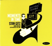 Stan Getz: Moments In Time - CD
