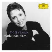 Maria João Pires, Chamber Orchestra of Europe, Claudio Abbado, Frans Brüggen, Mozarteum Orchester Salzburg: Maria João Pires - With Passion - CD