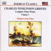 Griffes: Piano Works, Vol.  1 - CD