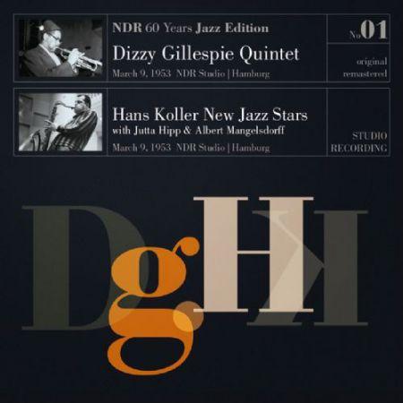 Dizzy Gillespie Quintet, Hans Koller New Jazz Stars: NDR 60 Years Jazz Edition (DG) - Plak