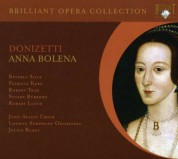 Beverly Sills, Shirley Verret, Robert Tear, John Alldis Choir, London Symphony Orchestra, Julius Rudel: Donizetti: Anna Bolena - CD