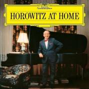 Vladimir Horowitz: Horowitz at Home - Plak