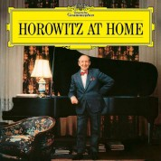 Vladimir Horowitz: Horowitz at Home - Plak