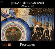 Anna Reinhold, Carlos Mena, Emiliano Gonzalez Toro, Konstantin Wolff, Raphael Pichon: J.S. Bach: Missa 1733, BWV 232 - CD