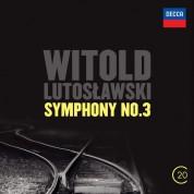 Berliner Philharmoniker, London Sinfonietta, Peter Pears, Warsaw National Philharmonic Orchestra, Witold Lutosławski, Witold Rowicki: Lutosławski: Symphonie No. 3 - CD