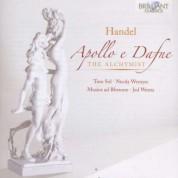 Nicola Wemyss, Tom Sol, Michael Borgstede, Musica ad Rhenum, Jed Wentz: Handel: Apollo & Dafne - The Alchymist - CD