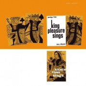Annie Ross, King Pleasure: King Pleasure Sings / Annie Ross Sings - Plak