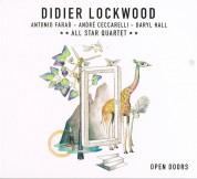 Didier Lockwood: Open Doors - CD