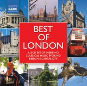 Çeşitli Sanatçılar: Best of London - CD