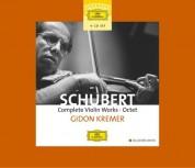 Gidon Kremer, Chamber Orchestra of Europe, Oleg Maisenberg, Valery Afanassiev: Schubert: Violin Works - CD